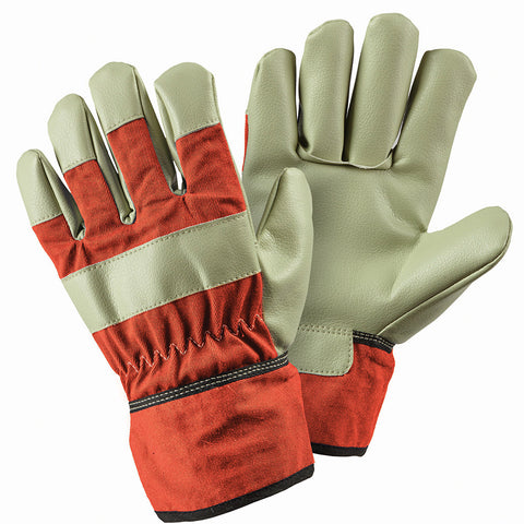 Kids Rigger Orange Gloves - Briers