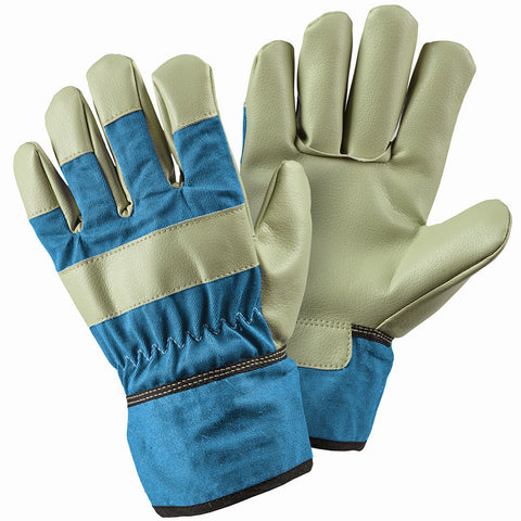 Kids Rigger Blue Gloves - Briers