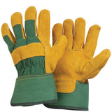Suede Rigger Extra Large Gloves - Briers