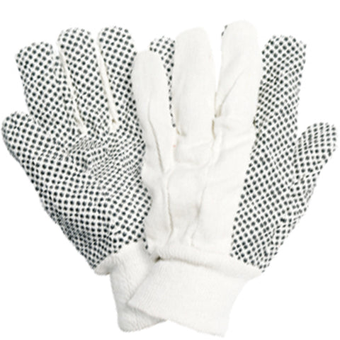 Cotton Drill with PVC Dots Gloves - Briers