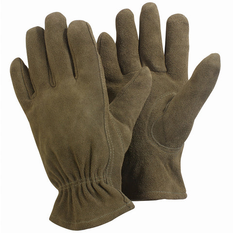 Washable Gardener Olive Gloves - Briers