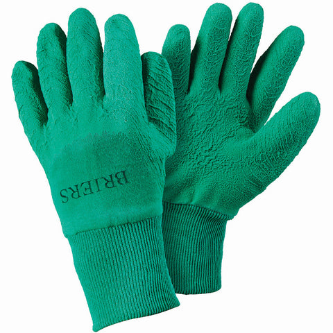 All Rounder Twin Pack Green Gloves - Briers