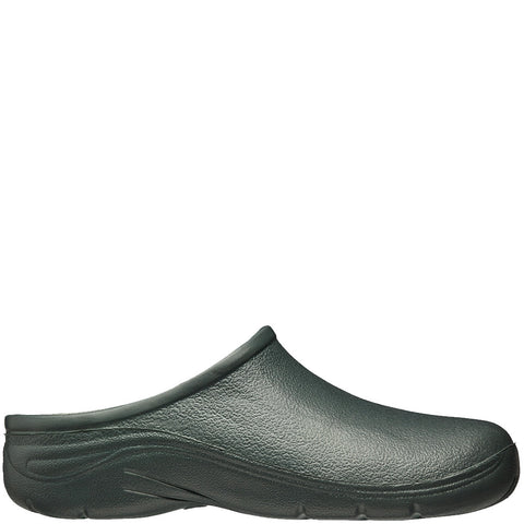 Traditional Green Clogs - Briers