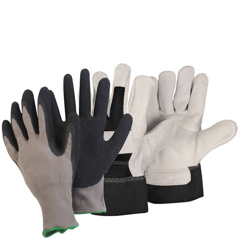 Mens Mixed Twin Pack Gloves - Briers