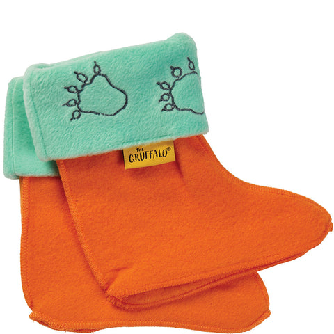 The Gruffalo Wellington Boot Warmers - Briers