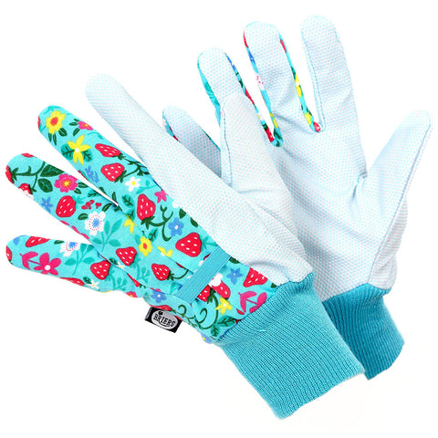 Strawberry Water Repellent Gloves - Briers