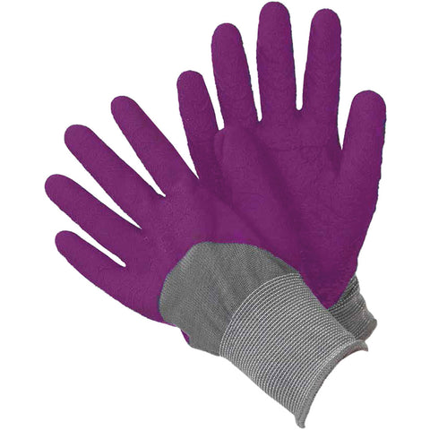 All Season Gardener Purple Gloves - Briers