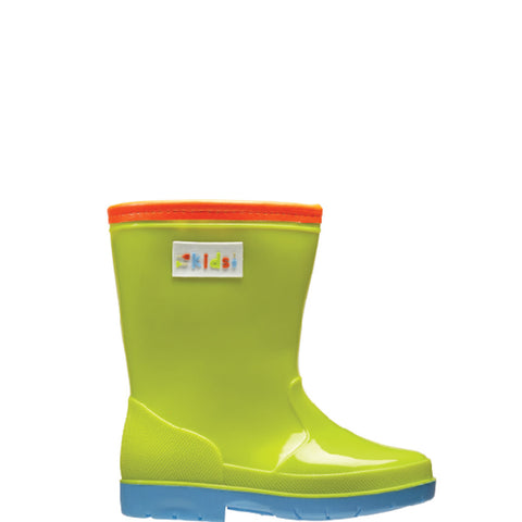 Kids Bright Wellington Boots - Briers