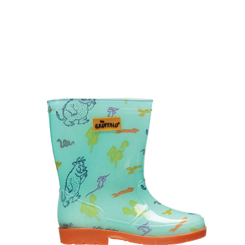 The Gruffalo PVC Children's Wellington Boots - Briers