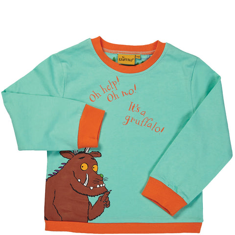 The Gruffalo Long Sleeve T-Shirt - Briers