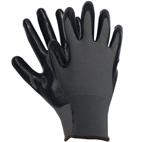 Ribbed Nitrile Gloves - Briers