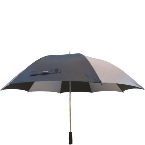 Golf Umbrella Black and Silver - Briers