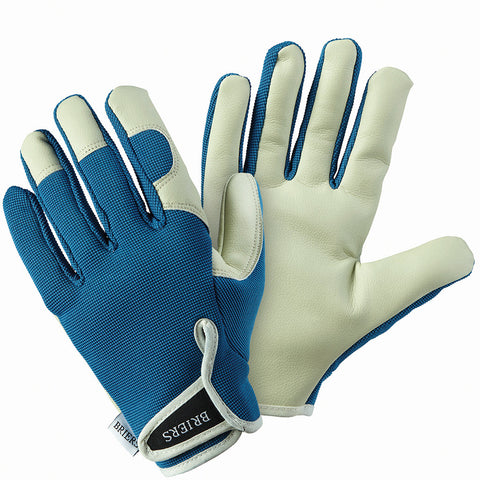 Lady Gardener Petrol Blue Gloves - Briers