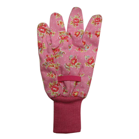 Spring Flower Cotton Grip