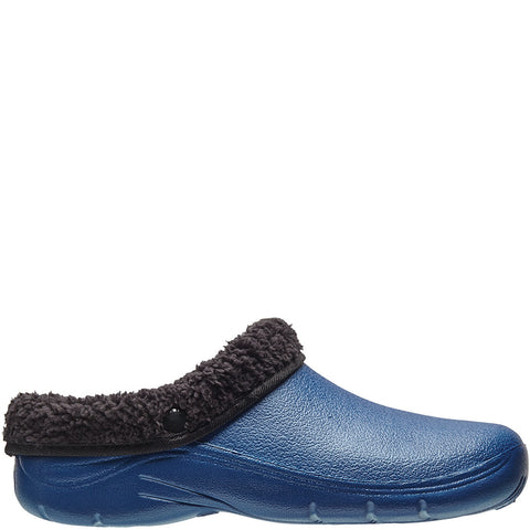 Navy Thermal Clogs - Briers