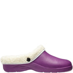 Lavender Thermal Clogs - Briers