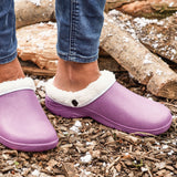 Fleece Clog