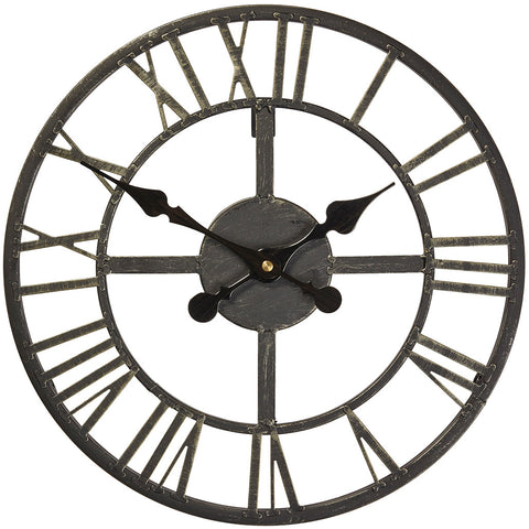 Wimborne Clock - Briers