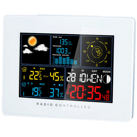 Premium Weather Station - Briers  - 1