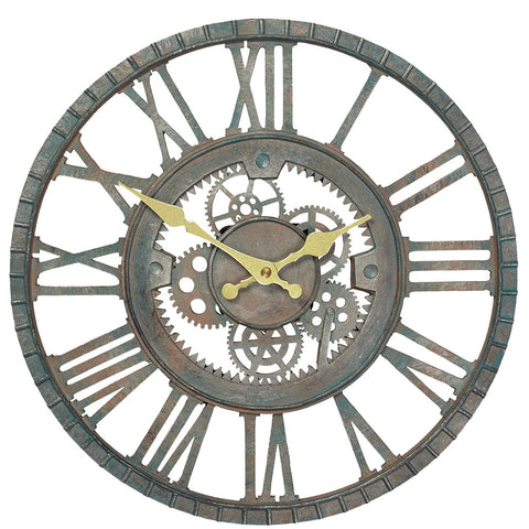 Wells Clock - Briers