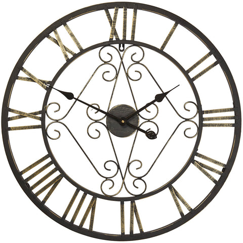 Marlbury Clock - Briers