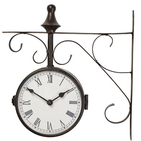 Warminster Clock - Briers