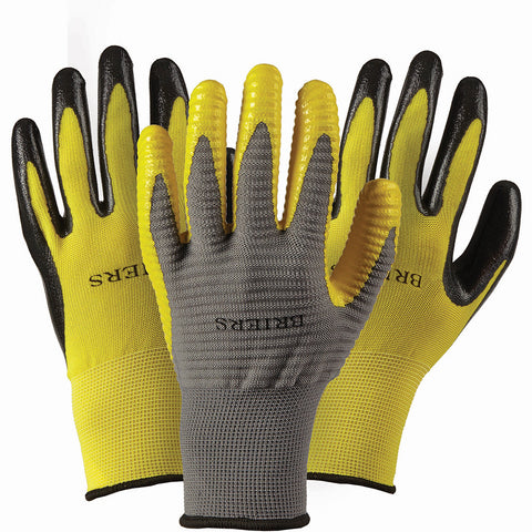 Mens Triple Ribbed Gloves - Briers