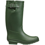 Rubber Wellington Boots Green - Briers
