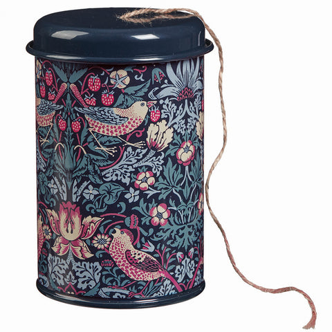 William Morris Strawberry Thief String in a Tin - Briers  - 1