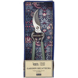 William Morris Strawberry Thief Gift Boxed Secateurs - Briers  - 1