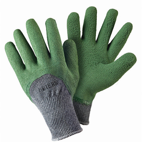 Warm All Seasons Gardener Sage Green Gloves - Briers