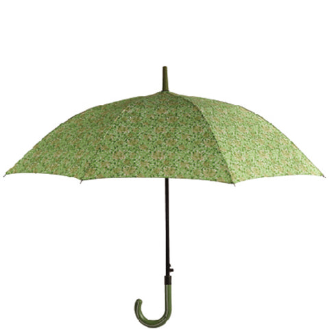 William Morris Honeysuckle Stick Umbrella - Briers  - 1