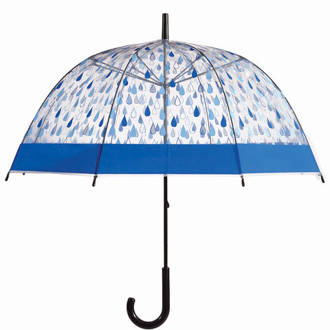 Raindrops Clear Umbrella - Briers