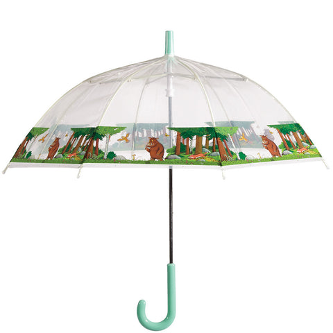 The Gruffalo Clear Umbrella - Briers