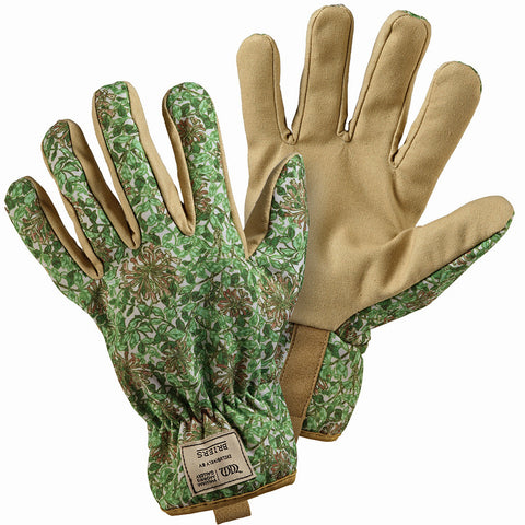 William Morris Honeysuckle Gardeners Gloves - Briers  - 1