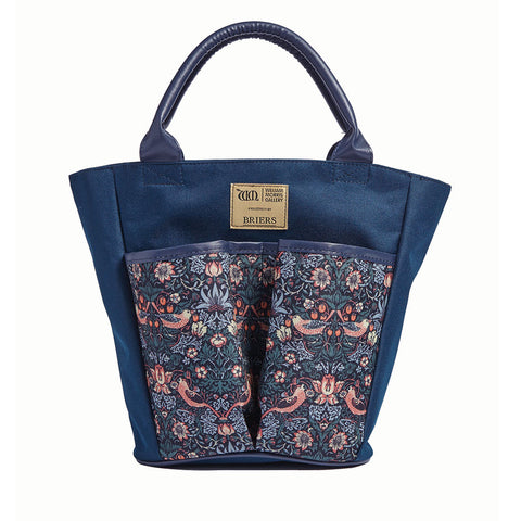 William Morris Strawberry Thief Garden Bag - Briers  - 1