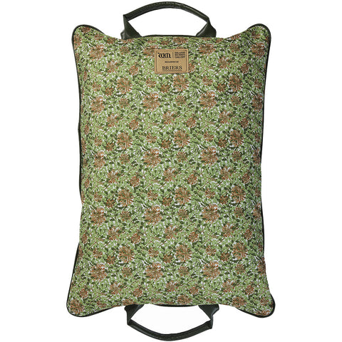 William Morris Honeysuckle Garden Kneeler Giant Cushion - Briers  - 1