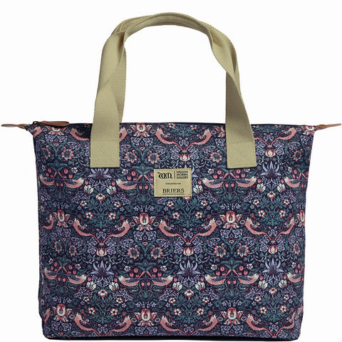 William Morris Strawberry Thief Shoulder Bag - Briers  - 1