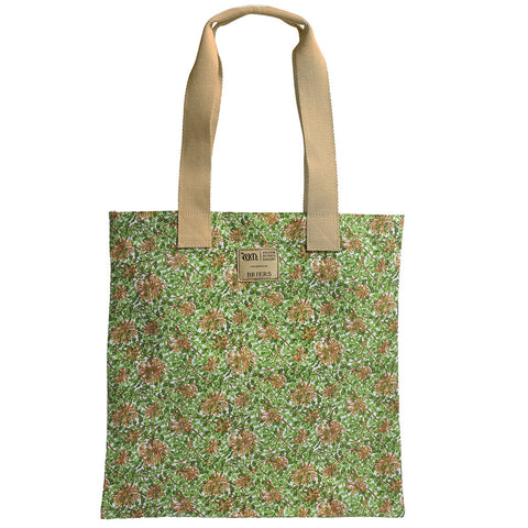 William Morris Honeysuckle Tote Bag - Briers  - 1
