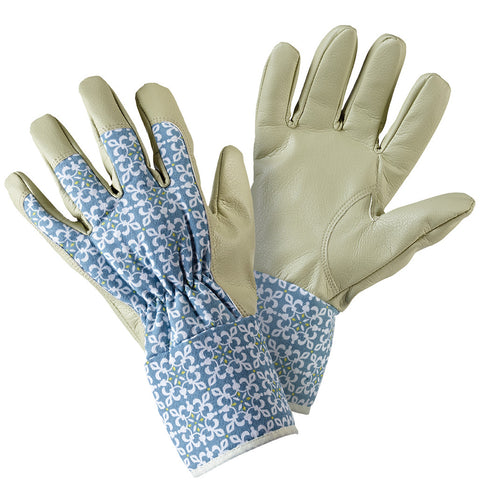 Moroccan Tile Gardener's Gloves - Briers