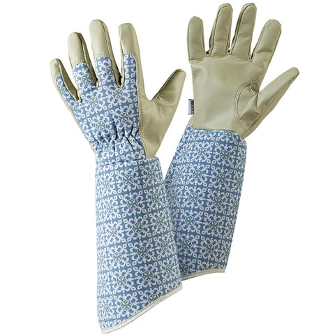 Moroccan Tile Gauntlet Gloves - Briers
