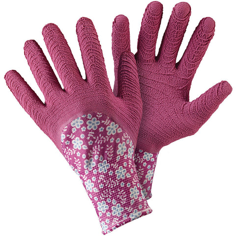 Falling Flower All Seasons Gardener Gloves - Briers