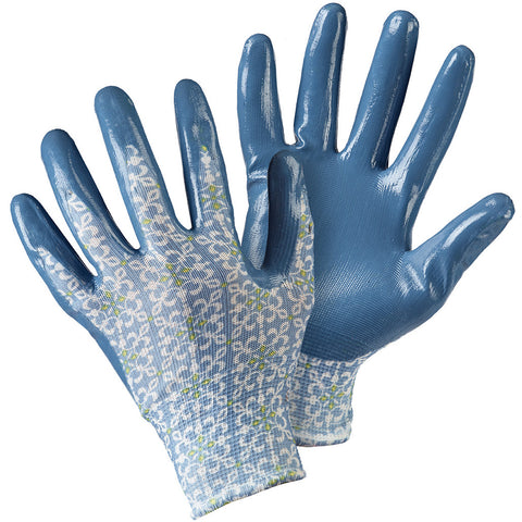 Moroccan Tile Seed & Weed Gloves - Briers