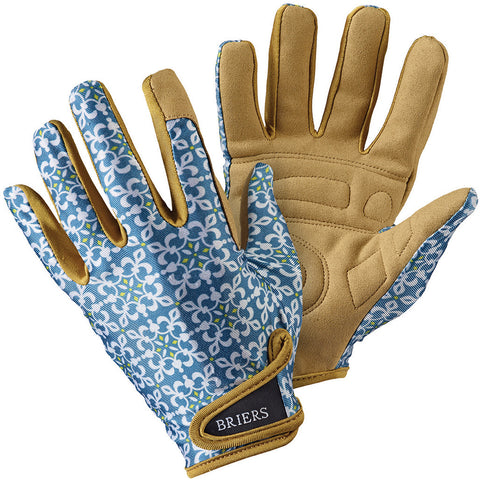 Moroccan Tile  Profession'elle' Gloves - Briers