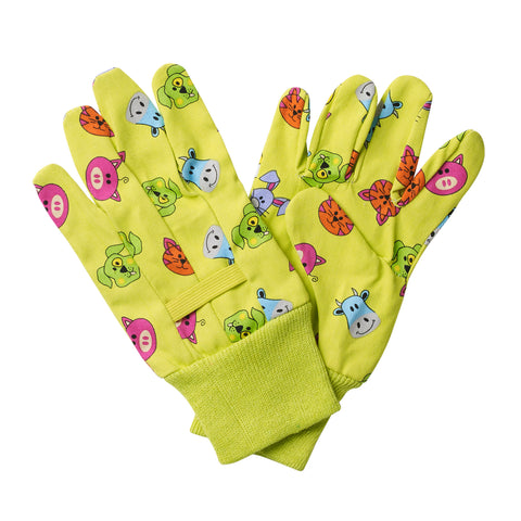 Kids Farmyard Gloves