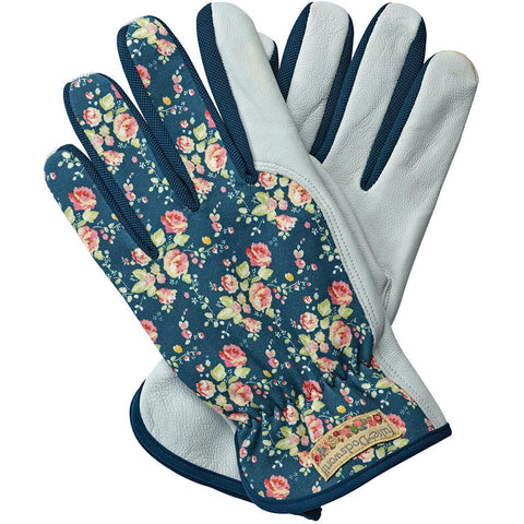 Julie Dodsworth Flower Girl Comfy Gardener Gloves - Briers
