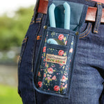 Julie Dodsworth Secateurs, Knife and Pouch set