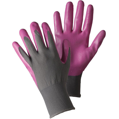 Seed & Weed Gloves Magenta - Briers