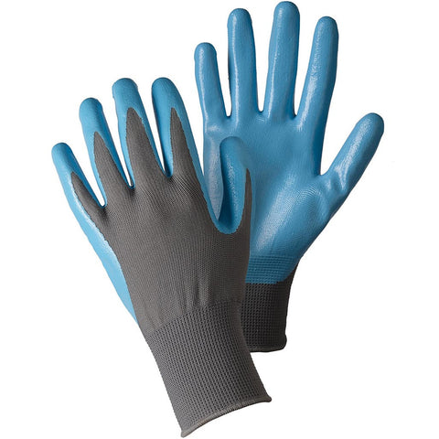 Seed & Weed Gloves Sky Blue - Briers