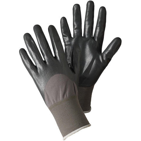 Seed & Weed Gloves Cool Grey - Briers